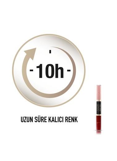 Max Factor Lipfinity Colour & Gloss Ruj Ve Renkli Parlatıcı 660 Infinite Ruby Pembe